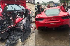 Image result for Ferrari của Tuấn Hưng
