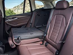 2018 bmw x3 interior. brilliant 2018 2018 bmw x3 back seats folded throughout bmw x3 interior