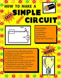 Make A Science Fair Project Poster Ideas Simple Battery