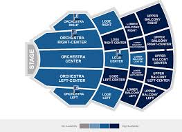 70 Qualified Beacon Theatre Seating Chart Detailed