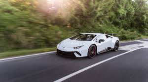 2018 lamborghini huracan performante white. brilliant performante lamborghini huracan performante in white photo 10  in 2018 lamborghini huracan performante s