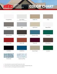 select from 17 colors see panel