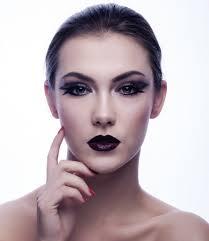 makeup ideas gothic