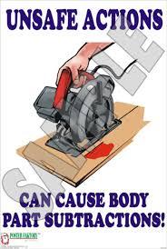 hand tool safety posters. hand tool safety posters i
