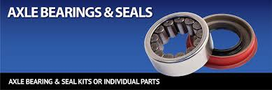Axle Bearing Seal Kits West Coast Differentials