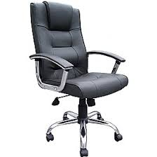 black leather office chair. Modren Leather Melbourne Leather Faced Manager Chair Black In Office