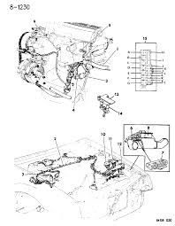 Diagram for 1994 chrysler lebaron 30 engine hammerhead ignition