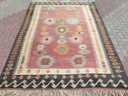 view in gallery turkish kilim wool area rug