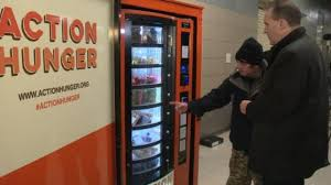 Vending Machine Uk Mesmerizing How Does The UK's First Vending Machine For Homeless People Work