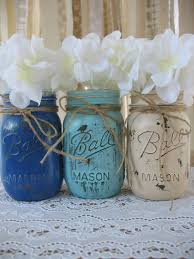 Decorating Mason Jars Mason Jar Wedding Centerpieces Brithday And Wedding Ideas