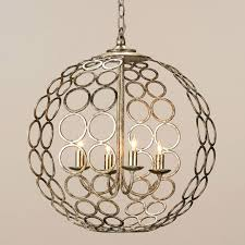 orb chandelier canada cool iron orb chandelier foucaults orb crystal chandelier extra large round silver metal chandeliers with four metal candle with glass