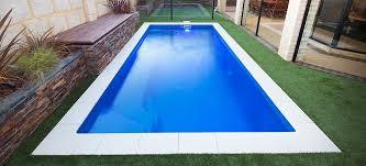 portofino fiberglass pool