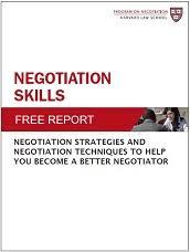 Negotiation Skills Negotiation Strategies And Negotiation