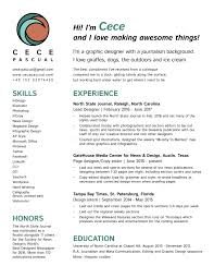 My Resume Cece Pascual
