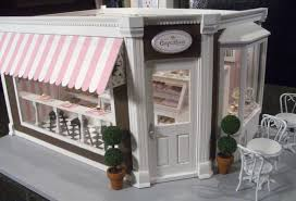 Cupcake Shop 1 Stewart Dollhouse Creations