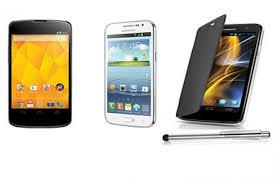 Panasonic P51, Samsung Quattro ...