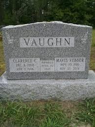 Mavis Vebber Vaughn (1919-2014) - Find A Grave Memorial