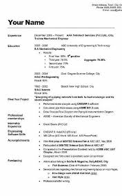 How To Write A Great Resume Extraordinary How To Write A Great Resume Formatted Templates Example