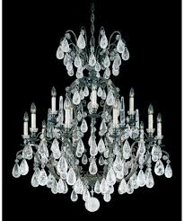 schonbek lighting is exquisite addition to any space schonbek lighting versailles rock crystal 39 inch