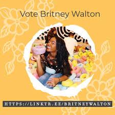Britney Walton 4 Student Advocate General - Home   Facebook