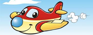 Resultat d'imatges de Imatges nens en avió