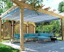 backyard wood canopy outdoor furniture design and ideas for plans 5 wooden gazebo garden canopies outdoors