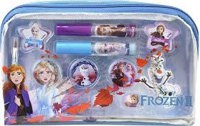 Набор детской декоративной косметики Markwins Frozen, для ...