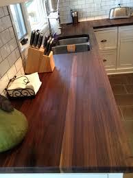 black walnut butcher block countertop reminiscegroup with regard to decor 40