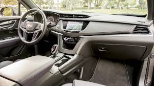2018 cadillac interior. wonderful interior 2018 cadillac xt7 threerow suv interior to cadillac