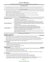 Great Fmcg Marketing Resume Resume Format For Mis Executive New