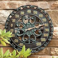 terracotta garden thermometer 55 best garden thermometers images on