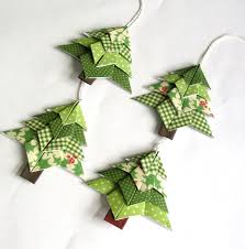 Paper Christmas Tree Ornaments Paper Christmas Tree Decorations Ideas
