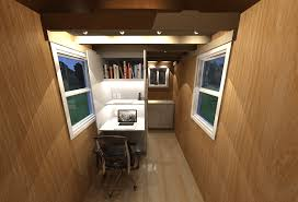 tiny house office. work well for her full time tiny house u2013 so it seems like a good way to go camping cabin home office i donu0027t think we need shower o