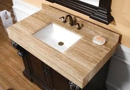Splendidbathroomvanitytopsideasoutstandingtilebathroom New Bathroom Vanity Countertop Ideas