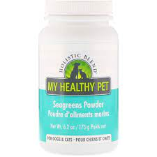Holistic Blend, My Healthy Pet, Seagreens Powder, For Dogs & Cats, 6.2 oz  (175 g) - iHerb