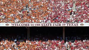 Ou Texas Seating Chart At T Red River Showdown University Of Oklahoma