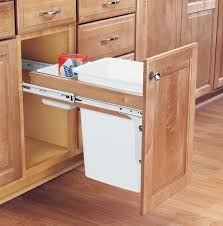 Wood Classics Pull-Out Waste Container