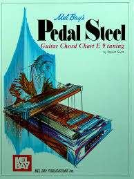 Mel Bay By Scotty E9th Chord Chart Online Store Steel