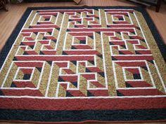 Walking Labyrinth Quilt - an amazing quilt. #quilt #quilts ... & 11/14 Labyrinth Walk Adamdwight.com