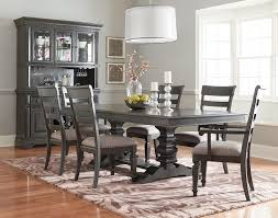 Standard Furniture Garrison Traditionally Styled China Cabinet - Dining room table and china cabinet