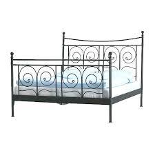 Queen Bed Frames Metal Chrome Queen Metal Bed Frame Import Queen ...