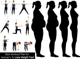 workout plan for women s weight loss