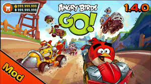 How to download Angry Birds Go Mod Apk v1.4.0 Android - YouTube