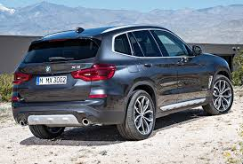 2018 bmw vehicles.  bmw 2018 bmw x3 rear quarter right photo intended bmw vehicles i