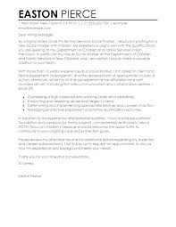 Cover Letter For Youth Worker Work Cover Letter Child Protection