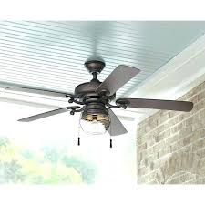 bronze ceiling fan with light outdoor fan light fixture home decorators collection in led indoor outdoor