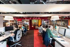 google dublin office. Fourteen+individually-themed+floors+serve+as+creative+work+ Google Dublin Office