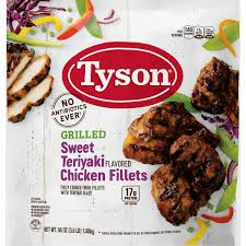 Shop low prices on groceries to build your shopping list or order online. Tyson Grilled Chicken Fillets Sweet Teriyaki 3 5 Lbs Costco