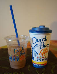 coffee eating joyfully our dutch bros coffee