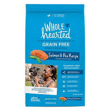 petco dog food. Interesting Food WholeHearted Grain Free All Life Stages Salmon And Pea Recipe Dry Dog Food   Petco Inside